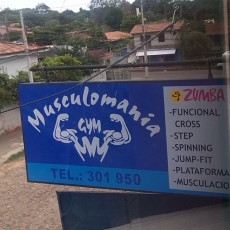 Musculomania Gym
